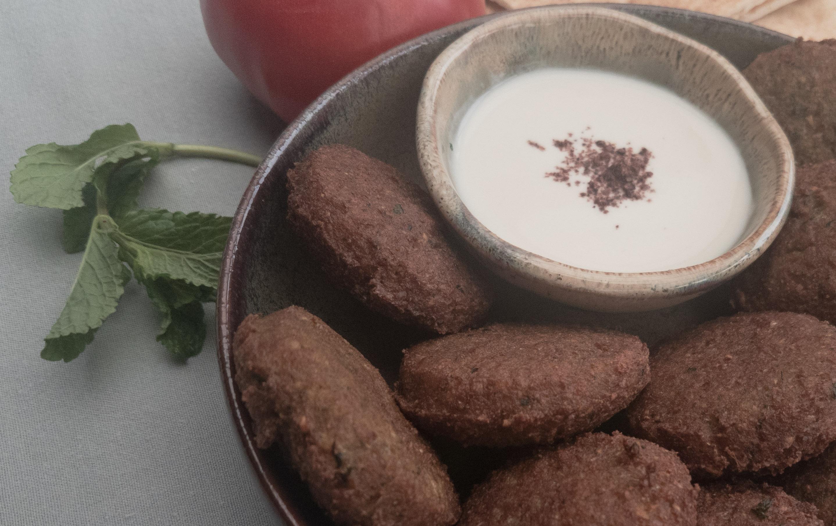 Sauce au tahin (crème de sésame)